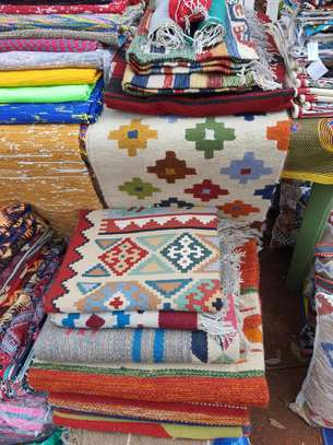 Handwoven rugs image 4