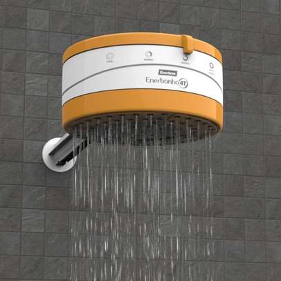 Salty Water Instant Shower Heads