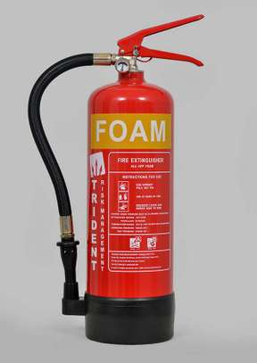 9 Kg Powder Fire Extinguisher image 7