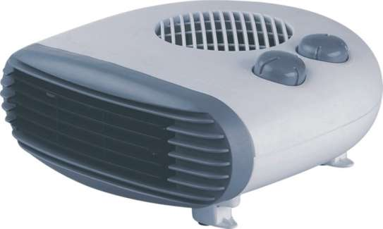 ARMCO AFH-1500A - Floor Type Fan Heater - 2000W - White image 1