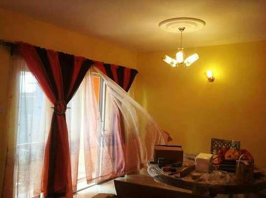 Kitchen curtain image 5