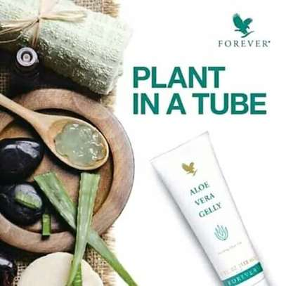 Aloe vera Gelly (forever products)