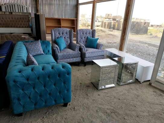 sofas/chesterfield sofas/three seater sofa/one seater sofa/complete set of sofas image 3