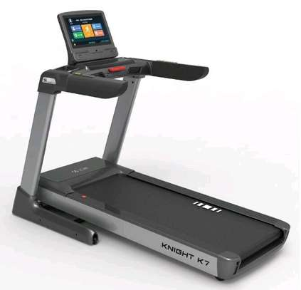 Commercial treadmill image 3