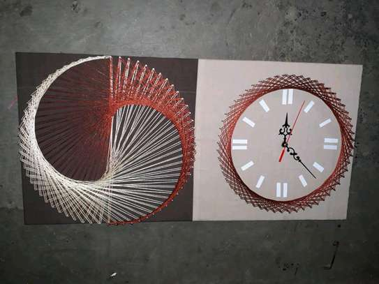 Art wall clock/decoration wall clock image 2