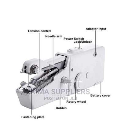 Hand Held Sewing Machine image 2