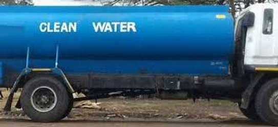 Clean water bowser/tanker supply services