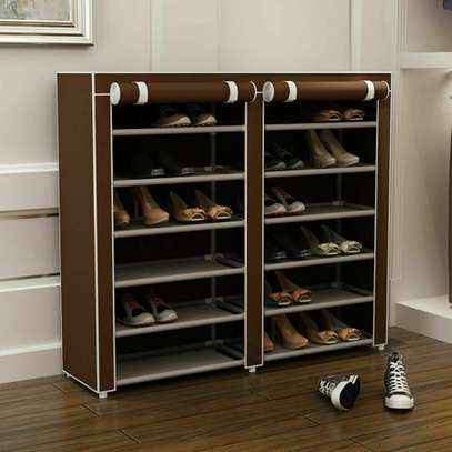 shoe racks.. 2 column image 1