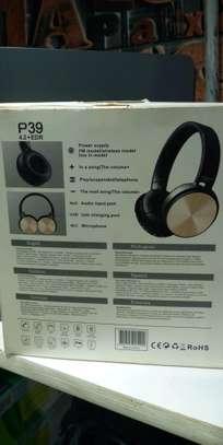 Wireless Stereo Headphones image 2