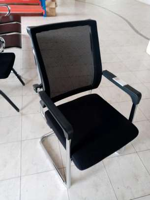 Visitors office chair image 1