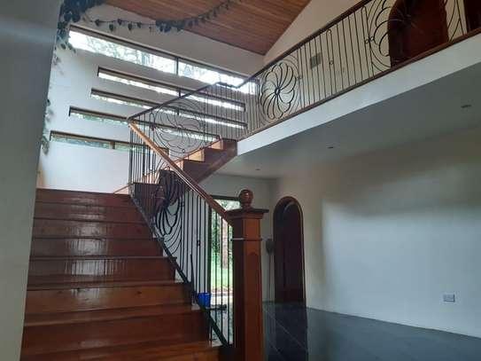 Furnished 6 bedroom house for rent in Karen image 17