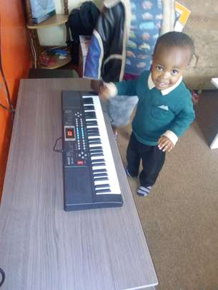 Kids professional piano 61 keys. Professional not a toy