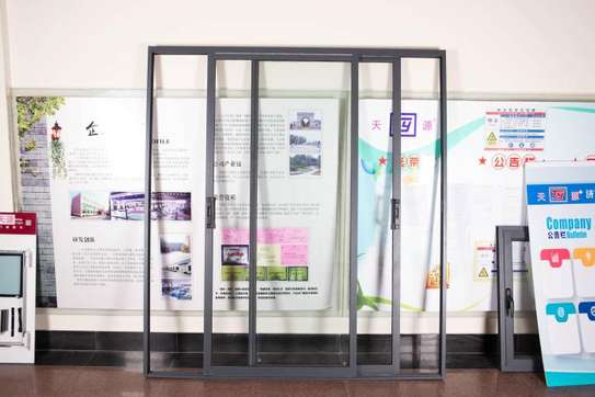 Utench aluminum sliding window and door image 1