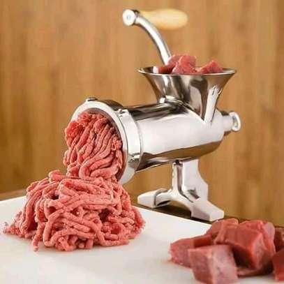 10 inch meat grinder image 1