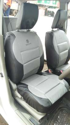 Hand made car seat covers