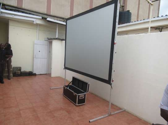 Rear Projection Screen image 2