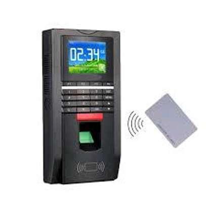 Access control terminal image 1