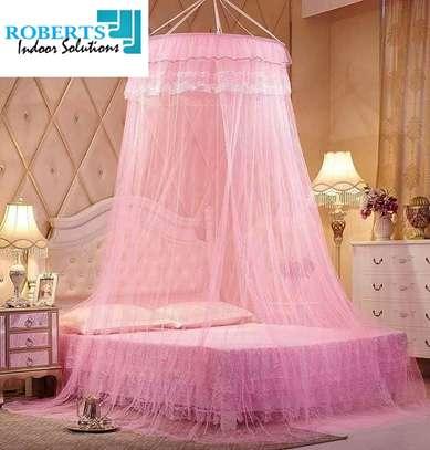 5&6 pink round net image 1