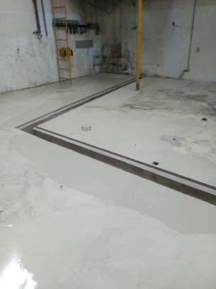 Fossilcote Floor installation for Ajabu Flour Mill Co. image 5
