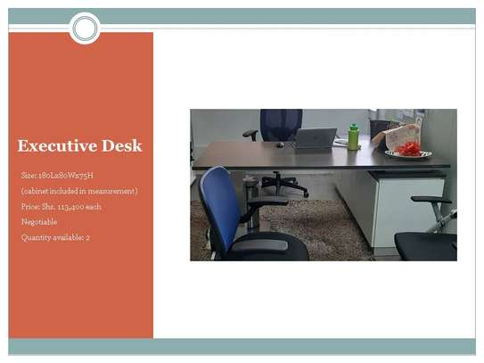 Office Furniture Relocation Sale image 8