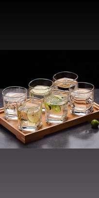 Whiskey  glasses 6 pc image 1