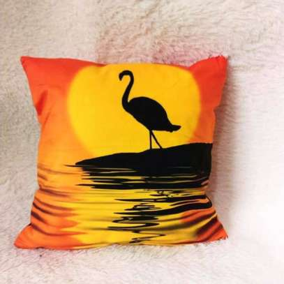 AFRICAN THEME THROWPILLOWS AND CASES image 2