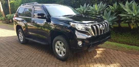 Toyota Land Cruiser Prado image 4