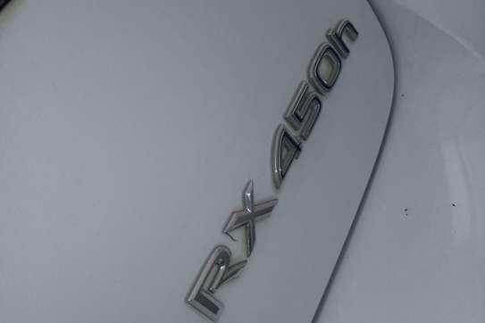 Lexus RX 450h AWD image 5