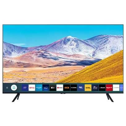 Samsung 43 inch digital smart TV TU 8000 image 1