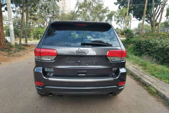 Jeep Grand Cherokee 3.0 CRD Overland 4x4 Automatic image 4