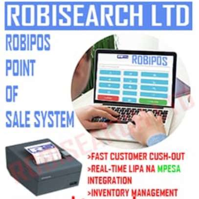 Robipos point of sale software (restaurant)