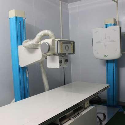 X ray machine