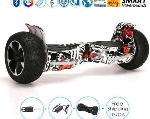Best Quality Bluetooth Off road hover board with warranty image 1