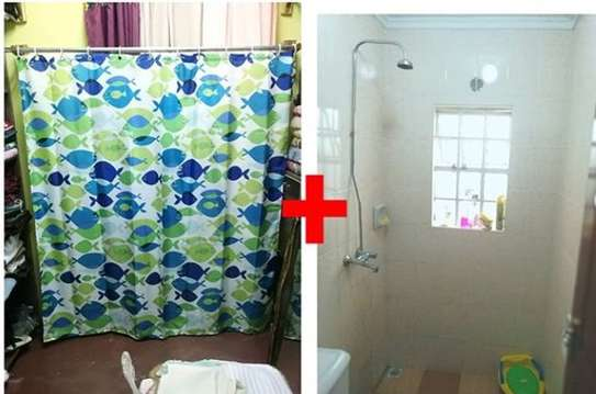 SHOWER CURTAINS image 12