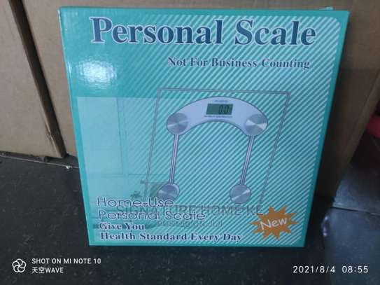 Personal Bathroom Scale image 1