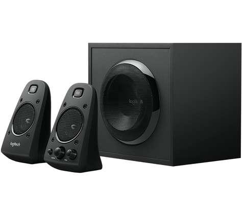 Logitech Z623 2.1 Speaker System with Captivating THX Sound image 4