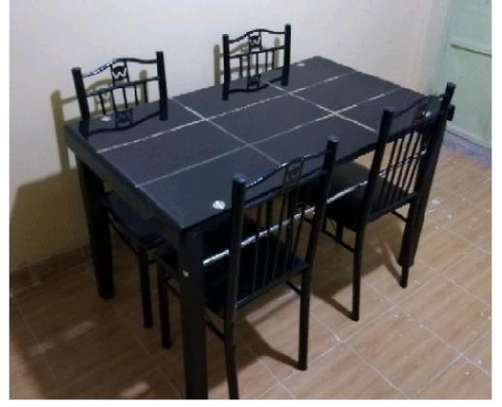 Redifined four chairs dining table image 1