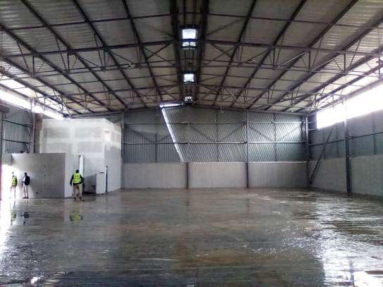 warehouse for rent in Ruiru image 15