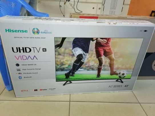 Hisense 43 inch smart 4k uhd led TV image 2