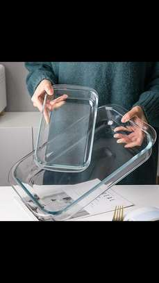 Signature 2pcs Baking Glass Set image 3