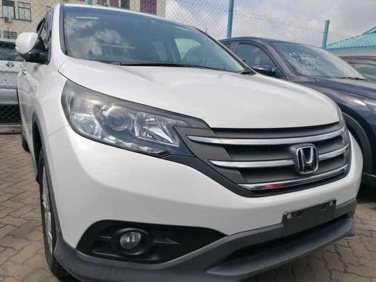 Honda CR-V 2.0 image 1