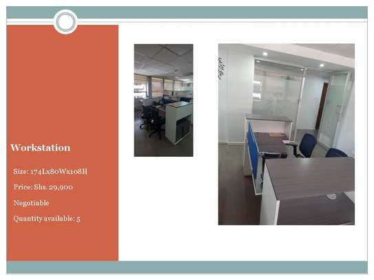 Office Furniture Relocation Sale image 14