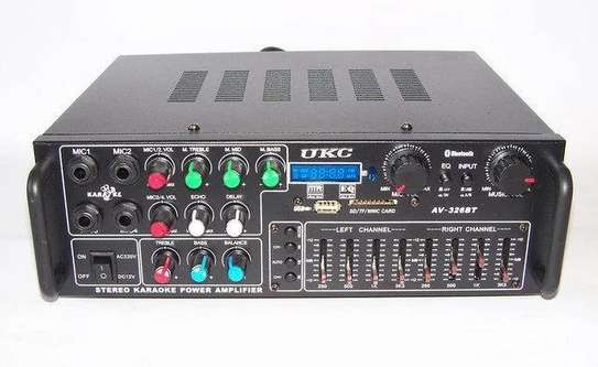 UKC Stereo Power Amplifier PA-326BT image 1