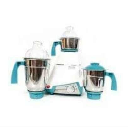 Preethi Eco Chef 600-Watt Mixer Grinder image 1