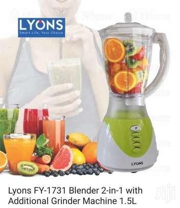 Lyons 2 In 1 Blender image 1