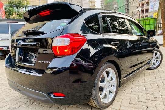Subaru Impreza 2.0i Sport Limited Hatchback image 3