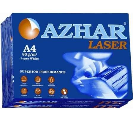 Printing Paper AZHAR  A4 image 2