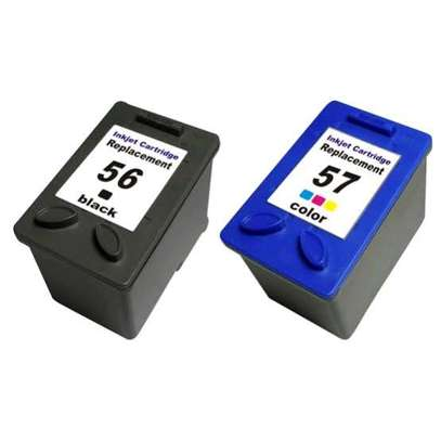 56  inkjet cartridge black C6656 image 7