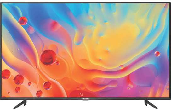 TCL 50 inches Android 50P717 Smart UHD-4K Digital TVs image 1