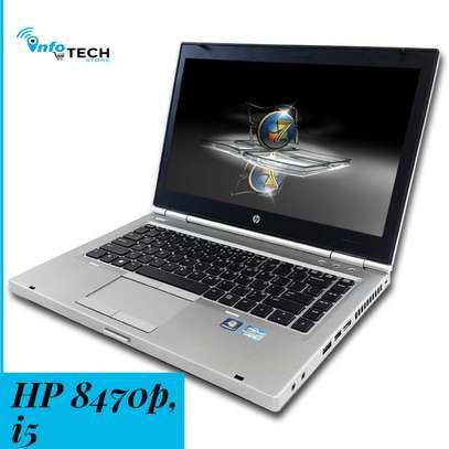 HP Elitebook 8470p Core i5 Laptop image 1